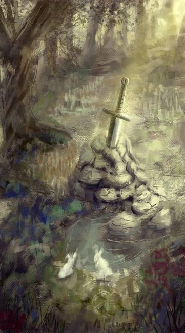 Stunning Quot Arthurian Legend Quot Artwork For Sale On Fine Art