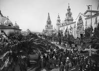 Opening Day of the Panama Pacific International Ex by WorldWide Archive