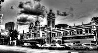 Urban Landscape Singapore - Central Fire Station,
