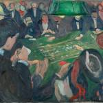 """Edvard_Munch_-_At_the_Roulette_Table_in_Monte_Carl"" by ArgosDesigns"