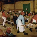 """Pieter_Bruegel_the_Elder_-_Peasant_Wedding_-_Googl"" by ArgosDesigns"