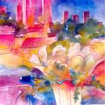 """""""San Gimignano"""" by Ytresu"""