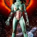 """Universal Womb"" by bradulreich"