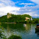 """Lake Bled, Slovenia"" by ButchOsbornePhotography"