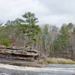 """""""Big Spring Falls full  panoramic view"""" by janesprints"""