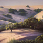 """San Benito Hills #1"" by denisejhowardart"