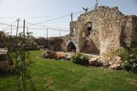 Tomb of Jesse (Yishai) and Ruth (Rut)
