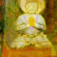 Buddha's Sweet Love Art Prints & Posters by Rita Whaley
