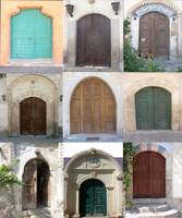 Doors of Mustafapha