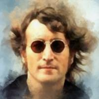 John Lennon Art Prints & Posters by Robert Gardner