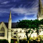 """St. Andrews Cathedral, Singapore"" by sghomedeco"