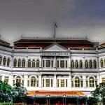 """Raffles Hotel Singapore"" by sghomedeco"