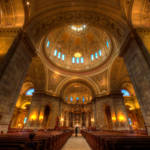 """The Cathedral of St Paul - Amazing Interior"" by WaynePhotoGuy"
