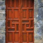 """Mission Concepcion Door"" by PaulGaitherPhotography"