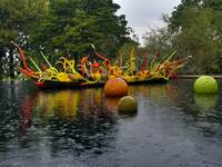 Chihuly Boat #2