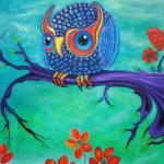 """Enchanted Owl"" by ArtPrints"