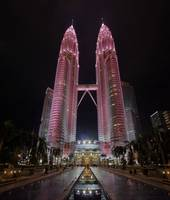 The Petronas Twin Towers