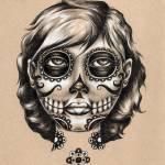 """""""Dia de los Muertos"""" by bryanc"""