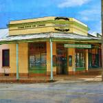 """Beechworth Ice Creamery"" by StuartRow"