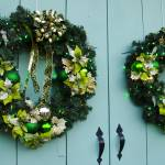 """Green Wreaths"" by WildAboutNaturePhotography"