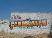 Mexico City:  Los Federales