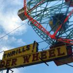 """Coney Island: Wonder Wheel"" by Evilkid"