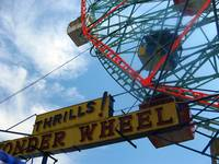 Coney Island: Wonder Wheel