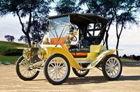 1910 Buick Roadster:Runabout II