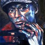 """""""Miles Davis"""" by KarenAJones"""