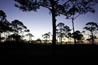 Sunset in the St. George Island State Park