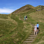 """Walking Up Mam Tor (34202-RDA)"" by rodjohnson"