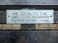 Memorial to the Unknown Husband