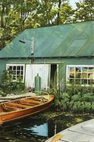 Boat House, Hurds Lake