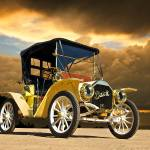 """1910 Buick Roadster III"" by FatKatPhotography"