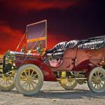 """1906 Buick Model F Touring Car I"" by FatKatPhotography"