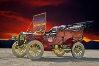 1906 Buick Model F Touring Car I