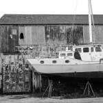 """Greenport Boat Yard 2"" by ChristinaVerdi"