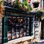 """The Old Original Bakewell Pudding Shop"" by stewak"