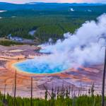 """Grand Prismatic - Yellowstone"" by Wiktor"