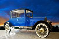 1916 Cole Touring Coupe