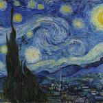 """Van Gogh - Starry Night"" by ArgosDesigns"