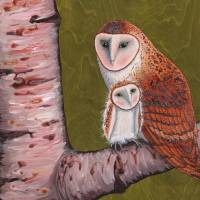 Owl Always Love You Art Prints & Posters by Kate Halpin