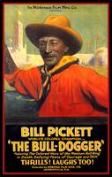 Bill Pickett Movie Poster Art Print