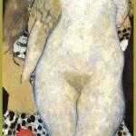 """""""Gustav Klimt Nude"""" by redssr03"""