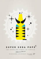 My SUPER SODA POPS No-13