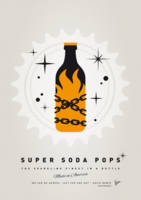 My SUPER SODA POPS No-16