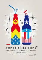 My SUPER SODA POPS No-24