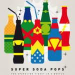 """My SUPER SODA POPS No-26"" by Chungkong"