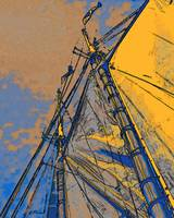 YELLOW SAILS at SEA