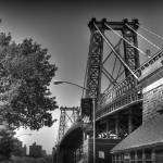 """Williamsburg Bridge"" by jeffwatts"